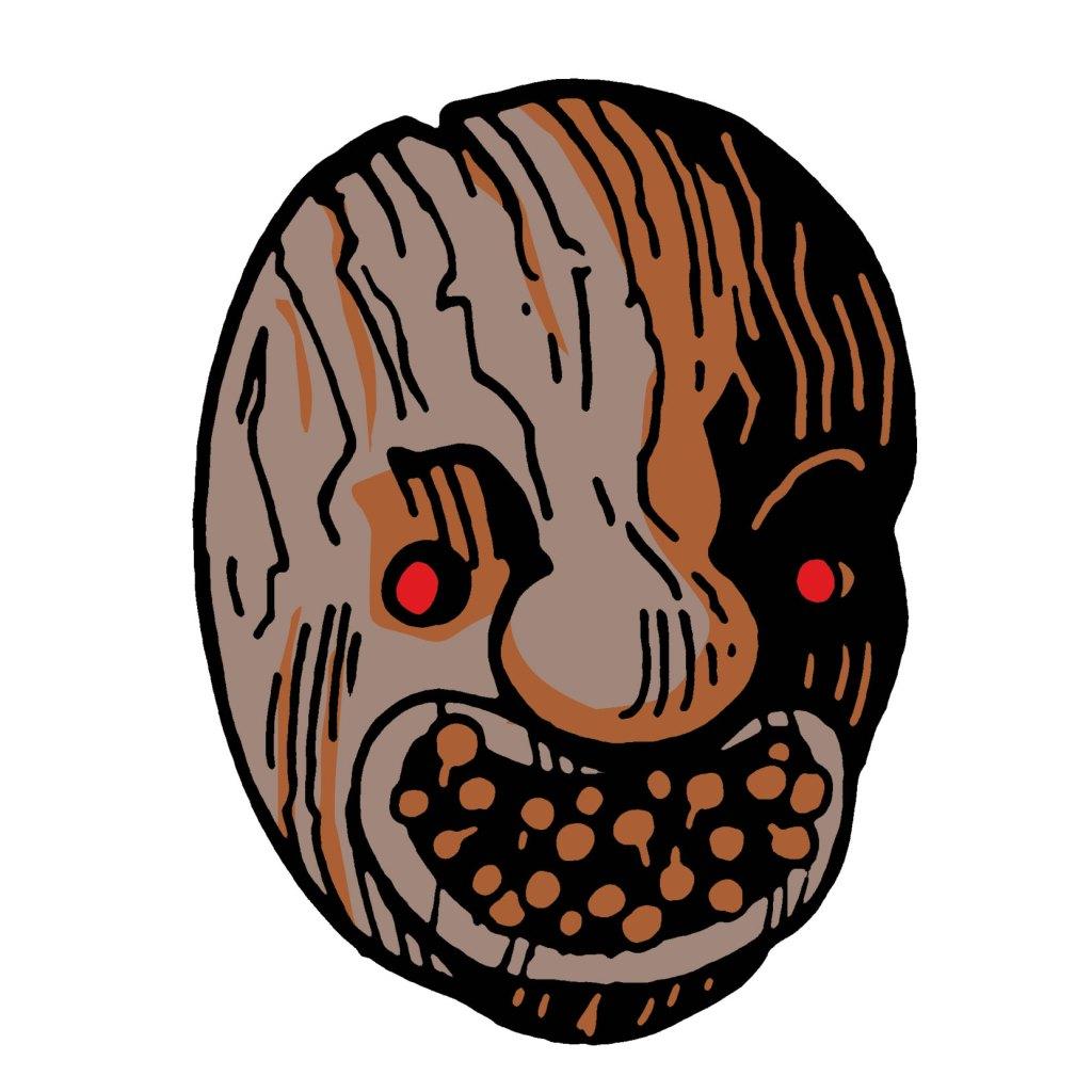 Dead Man's Tale mask